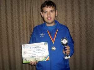 Sebastian Pavel a devenit campion al judeţului la şah