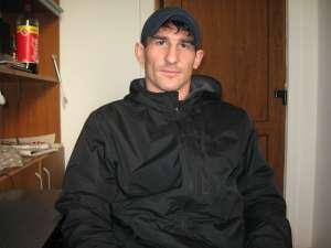 Daniel Bălan a venit acasă, într-o scurtă vacanţă