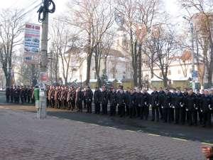Eroii Revoluţiei din 1989 au fost pomeniţi, ieri, şi în municipiul Suceava