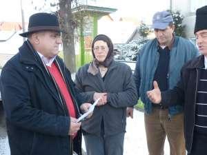 Omului de afaceri Dumitru Mihalescu a dăruit electrocasnice în valoare de peste o sută de milioane de lei vechi