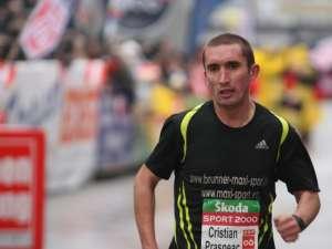 Dorneanul Cristian Prâsneac va alerga într-o companie selectă