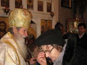 Slujbă arhierească la Catedrala Naşterea Domnului, în a doua zi de Crăciun