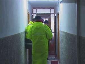 La faţa locului au ajuns criminaliştii şi judiciariştii de la Biroul de Investigaţii Criminale al Poliţiei municipiului Suceava