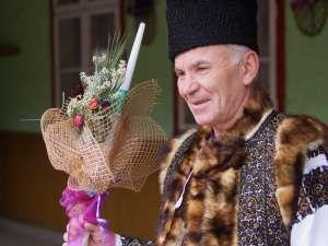 Gavril Scheuleac, directorul Căminului Cultural din Negrileasa: Cât voi trăi eu, sper să se păstreze obiceiul