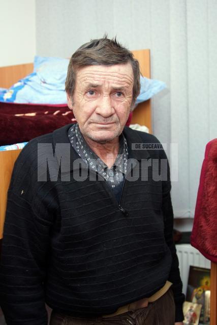 Vasile Juravle în vârstă de 58 de ani