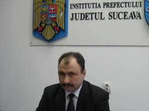 Prefectul judeţului Suceava, Sorin Arcadie Popescu