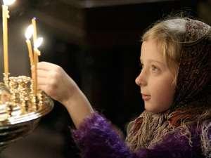 Canon de rugăciune pentru mântuirea copiilor