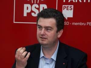 Liderul social-democraţilor din judeţul Suceava, deputatul Cătălin Nechifor