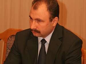 Preşedintele Comitetului Judeţean pentru Situaţii de Urgenţă, prefectul de Suceava, Sorin Popescu