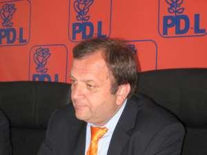 Gheorghe Flutur şi-a anunţat candidatura la un nou mandat de preşedinte al Consiliului Judeţean