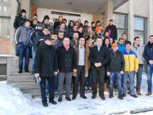 Tinderii din PD-L Suceava au donat sange