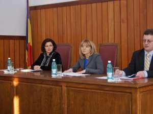Şedinţa de bilanţ a Curţii de Apel Suceava a fost ţinută în prezenţa unui membru al CSM