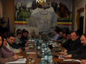 La Suceava a luat fiinţă sâmbătă Asociaţia Crescătorilor de Bovine pentru Carne din România
