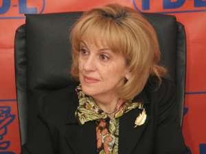 Deputatul PD-L Sanda-Maria Ardeleanu