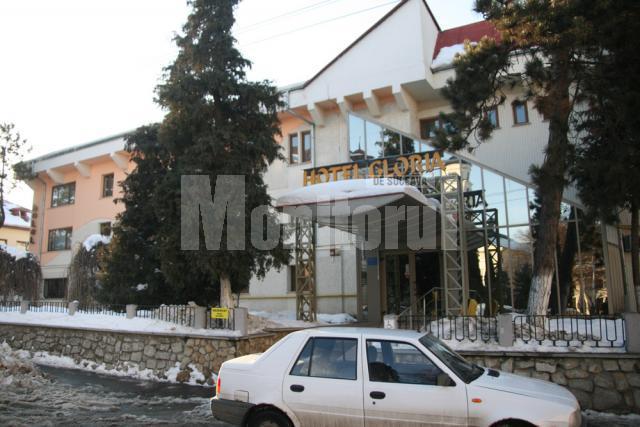 Licitaţia pentru hotelul – restaurant Gloria va porni de la suma de 2,175 milioane de euro