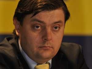 Marius Zmău, preşedintele Organizaţiei Municipale a PNL Suceava