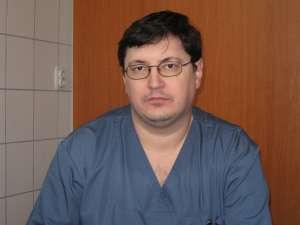 Tiberius Brădăţan, medic la Urgenţe şi purtător de cuvânt al Spitalului Judeţean, s-a înscris în PSD