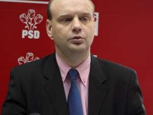 Preşedintele Organizaţiei Municipale Suceava a PSD, Ovidiu Donţu