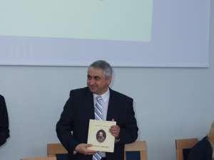 Valentin Popa, noul rector al Universităţii Ştefan cel Mare din Suceava