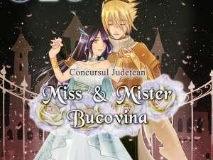 """""""Miss şi Mister Boboc de Bucovina"""", concurs judeţean de frumuseţe"""