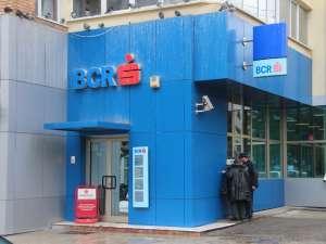 BCR Suceava, agenţia din strada Curtea Domnească
