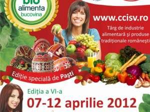Ediţie specială de Paşte a Bio Alimenta Bucovina