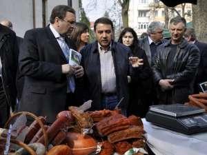 Ministrul Agriculturii şi preşedintele CJ au inaugurat Târgul de Paşti