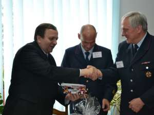 Flutur s-a întâlnit cu o delegaţie din Germania formată specialişti în situaţii de urgenţă