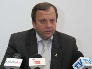 Gheorghe Flutur a participat în cursul zilei de ieri la semnarea contractului pentru proiectare
