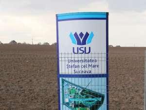 USV a decis să transforme cele 30 de hectare de pământ în teren agricol