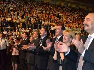 Peste 250 de membri ai PD-L Suceava au participat la lansarea candidaţilor pentru alegerile locale din data de 10 iunie 2012