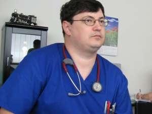 Medicul urgentist Tiberius Brădăţan