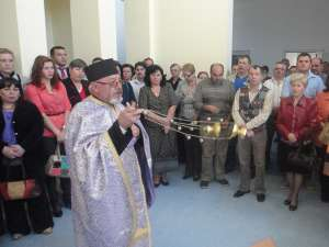 Aurel Olărean a inaugurat imobilul unei noi grădiniţe cu program prelungit