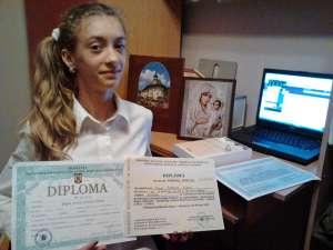 Elena Sorina Cazac Ţugui face parte din lotul naţional, lot care va reprezenta România la etapa internaţională a concursului