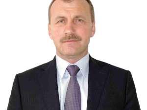 Candidatul Partidului Poporului Dan Diaconescu pentru funcţia de primar al municipiului Suceava, Adrian Arămescu