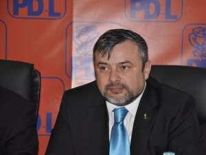 Şeful de campanie al democrat-liberalilor suceveni, deputatul Ioan Bălan