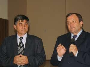 Anton Curic şi Gheorghe Flutur