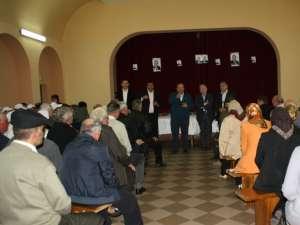 Ghoerghe Flutur, preşedintele CJ, a participat la o întâlnire cu locuitorii comunei Bilca, la care a fost prezent şi primarul Zaharie Rusu