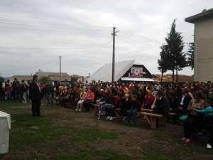 Nechifor spune că o prioritate este asfaltarea drumului Costâna - Vâlcele