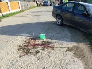 Accidentul s-a produs pe 26 aprilie la Vicovu de Sus