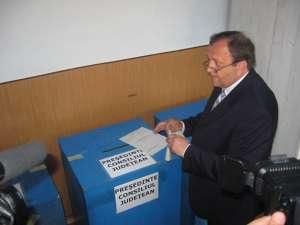 """Gheorghe Flutur: """"Votez pentru bunăstarea, siguranța și confortul populației acestui județ"""""""