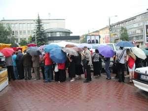 Până aseară la ora 21.00 erau înscrişi deja peste 5.000 de suceveni care au votat în municipiul Suceava