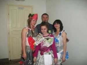 Actiuni eco la Colegiul Dragoş Vodă din Câmpulung Moldovenesc