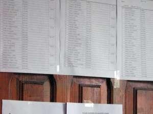Aproape 7.000 de absolvenţi de liceu din judeţul Suceava s-au înscris la prima sesiune a examenului de bacalaureat din acest an