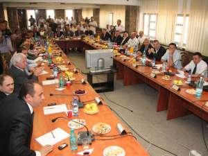 USL, la care s-a afiliat şi reprezentantul PP-DD, Adrian Arămescu, deţine controlul a patru din cele cinci comisii de specialitate ale Consiliului Local