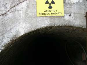 Exploatarea de uraniu de la Crucea