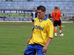 Daniel Bălan vrea să-şi încheie cariera la Suceava