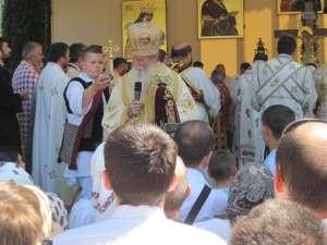 Ştefan cel Mare şi Sfânt, sărbătorit la Mănăstirea Putna