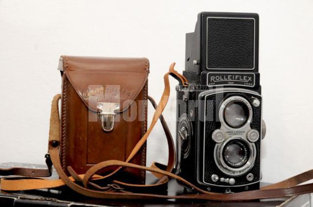 Aparat de fotografiat Rolleiflex