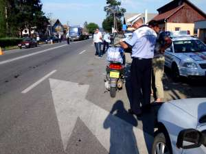 Acţiunea de control, la care au participat mare parte din efectivele de poliţie rutieră şi ordine publică din judeţ, sub coordonarea ofiţerilor din cadrul IGPR